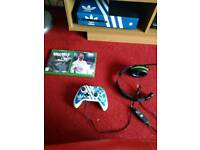 Black xbox one 500 gb