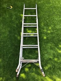 Abru Arrow 3 Way Combination Ladder - Sw19 £45