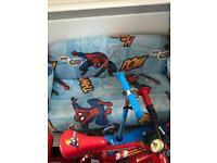 Kids Spider-Man sofa