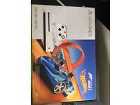 Xbox One S 1TB Console & Forza Horizon 3 & Hot Wheels DLC