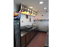 Fish & Chip Shop Lease Hold Business For Sale Ellesmere Port Cheshire CH65 0AN