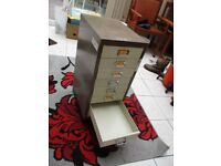 Filing Cabinet 8 drawer A4
