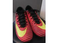 Nike Mercurial Football Boots UK Size 10.5