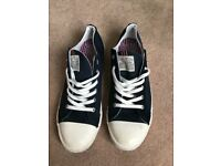 Men's Jack Wills canvas shoes