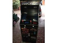 Full Sized Arcade Machine with 60 Retro Games installed