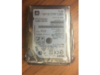 "1TB 2.5"" HGST SATA 1TB 5400rpm SATA High Speed Notebook Hard Drive NEW"