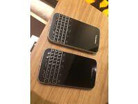2x Blackberry Classic