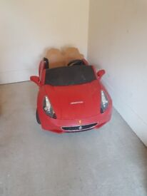 Ferrari 2 seater