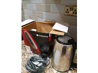 Hotpoint kettle brand new