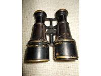 Vintage/antique French binoculars