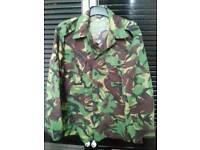 British army tropical combat suit