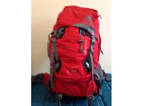 Vango Nanga 50+10 Advanced Adjust Backpack