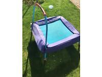 Toddler/ child's trampoline