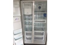 Hot point American fridge freezer