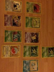 Pokemon cards base set
