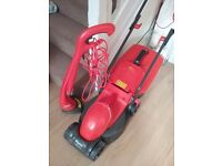 Flymo lawnmower and strimmer, only used a handful of times, still have instructioms etc