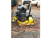 Honda wacker plate model vp1030