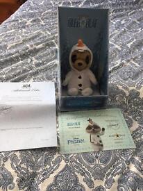 Baby Oleg as Olaf