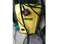 Karcher pressure,washer losing power