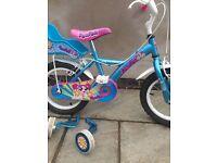 """Girls bike 12""""wheels"""