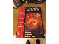 Star Wars - The Official Souvenir Annual 1998 (hardback)