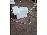 Original Apple 85W MacBook Pro, MagSafe Power Adapter