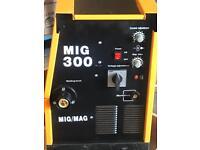 Brand new Industrial Mig Welder 300amp