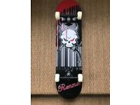 Renner Skateboard - must go by Wednesday 4th July