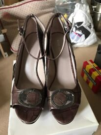 Nine West Topshop River Island Shoes New in Box Size 5