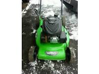 22inch self propelled petrol lawnmower