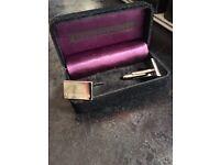 Lambretta cufflinks in box