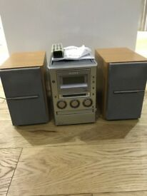SONY M100MD stereo