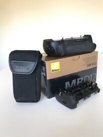 Nikon MB-D12 battery grip for D810, D800 & D800E as new