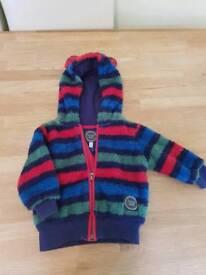 Joules Fleecy Jacket