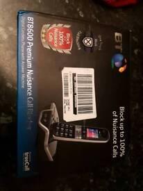 BT8600 premium nuisance call blocker