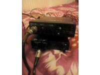 2x cb radio,s