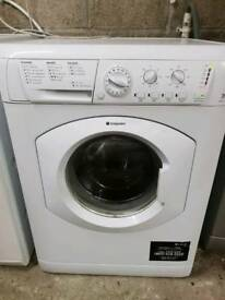 HOTPOINT WASHING MACHINE EXCELLENT CONDITION FREE LOCAL DELIVERY