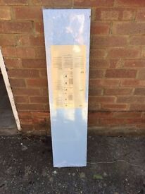 Ikea Lack wall shelf unit - (Ikea LACK) - 110x26mm - blue