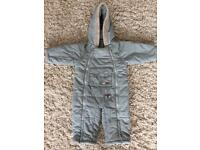 Snow suit from mothercare