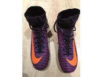 Nike mercurial size 5 football boots