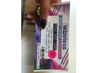 1X WIRELESS TICKETS GUEST TICKET