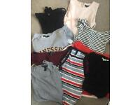 WOMENS CLOTHING BUNDLE (various brands) size 6/8