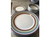 Waterside China Dinner plates