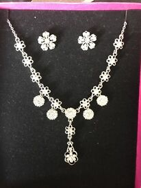 Wedding jewellery sets Jon Richard Debenhams
