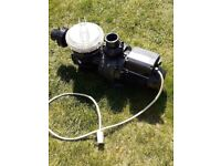 Pump Pond Cyprio .33HP 2850RPM