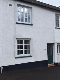 2 BEDROOM terraced house in the heart of Crediton *AVAILABLE IMMEDIATELY*
