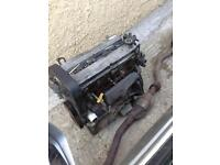 Escort gti engine