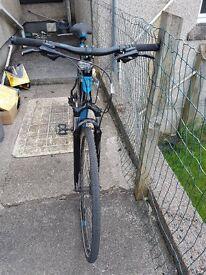 Boardman mx sports bike 24inch