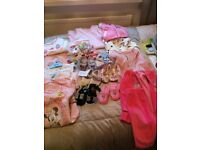 girls clothes age 6-9 mths