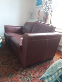 Quality Leather Sofa for sale